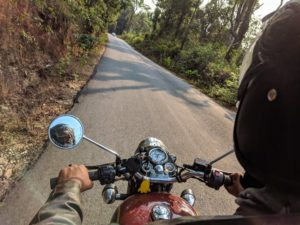 Lost Control Of Motorcycle? Here's What To Do