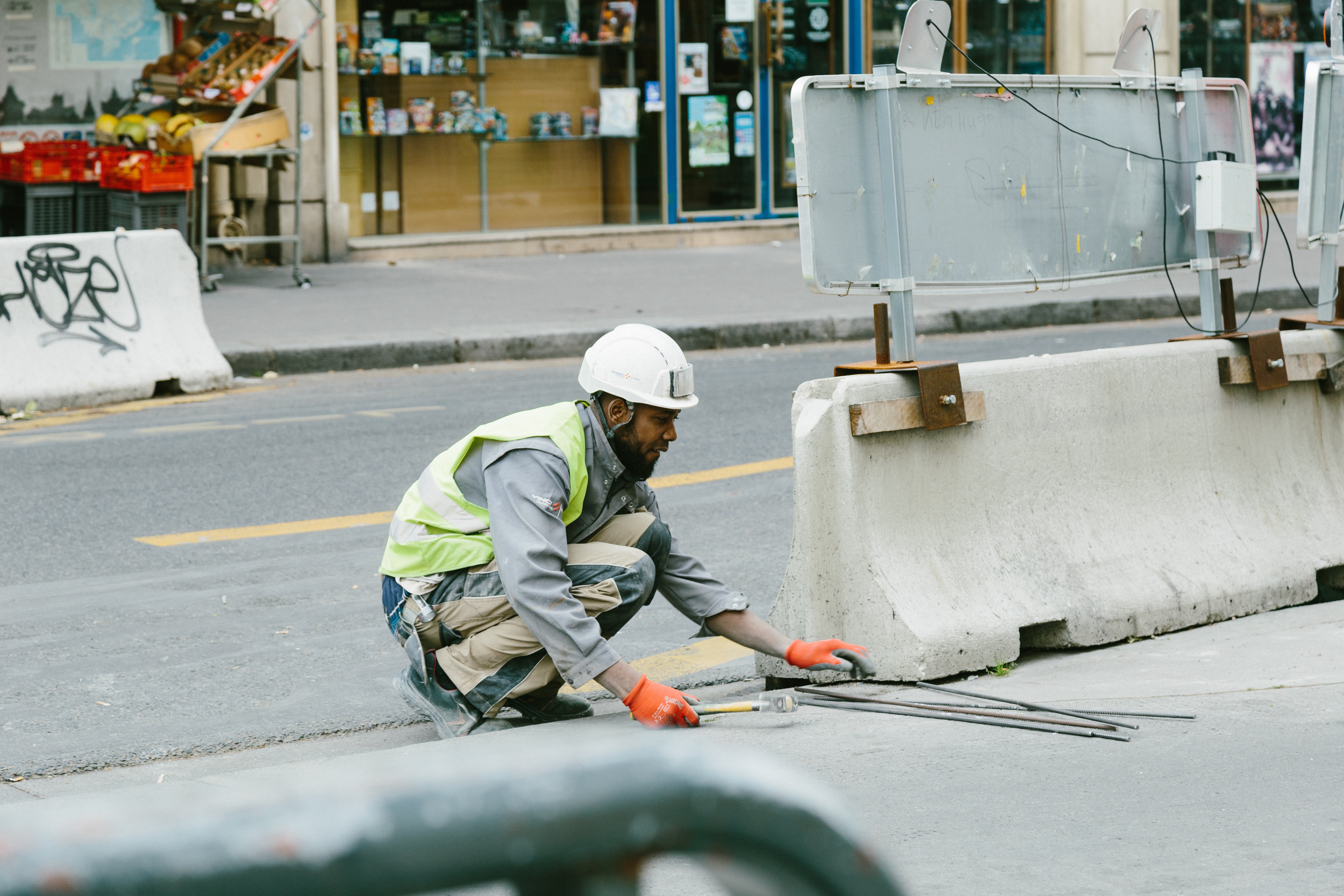 When Drivers And Road Workers Work Together To Prevent Road Construction Accidents