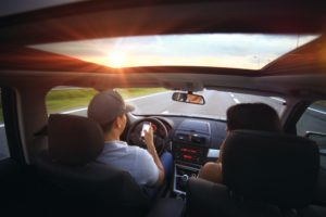 Distracted Driving: A Death Sentence In Disguise